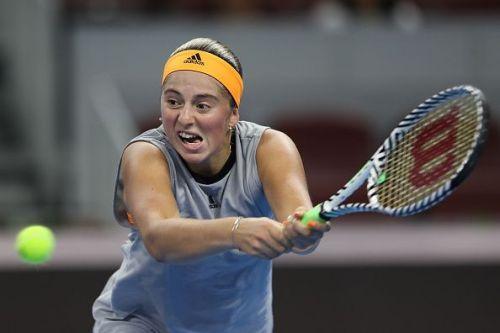 Jelena Ostapenko will now face Ekaterina Alexandrova in the semi-final.