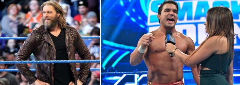 There were a number of mistakes this week on SmackDown