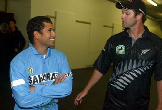 Sachin Tendulkar came up with a unique strategy to counter Chris Cairns