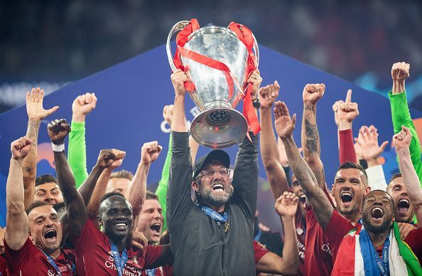 Can Liverpool defend their European crown?