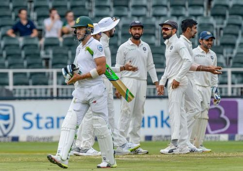 India will go into their Test series against the Proteas as favourites.