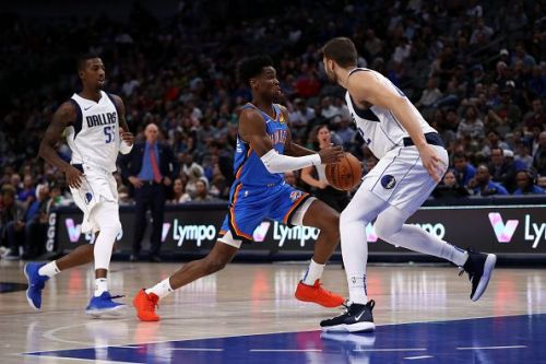 Shai Gilgeous-Alexander will replace Russell Westbrook as the face of the OKC Thunder