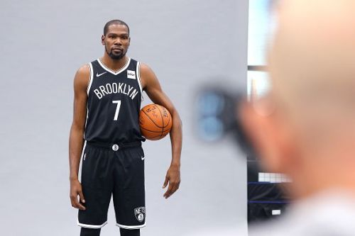 Kevin Durant is not expected to feature for the Nets this season