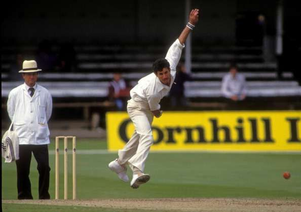 Sir Richard Hadlee excelled in the subcontinent with 68 wickets from 13 games
