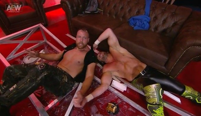Here are a few interesting observations from the very first episode of AEW Dynamite on TNT