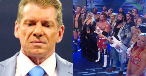 Vince McMahon/ SmackDown roster