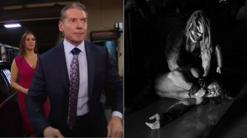 Vince McMahon reportedly planned the finish to the PPV