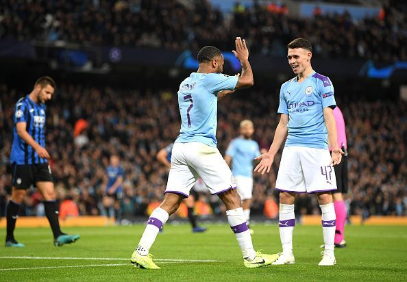 Manchester City taught Atalanta a lesson as they got three wins from three games in the Champions league