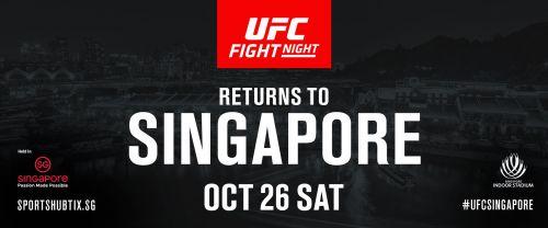 Brazilian Jiu-Jitsu black belt Demian Maia is set to take on former Olympic wrestlerBen Askren in a mouth-watering welterweight clash at UFC Fight Night Singapore