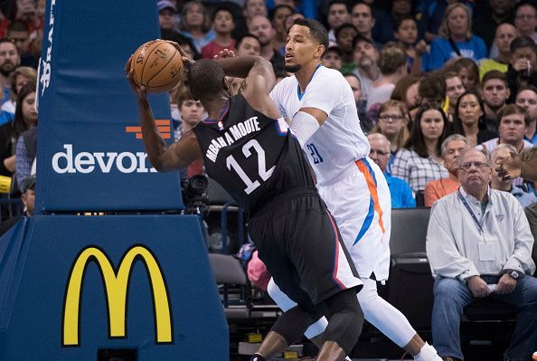 Andre Roberson would further improve an already impressive Clippers defense