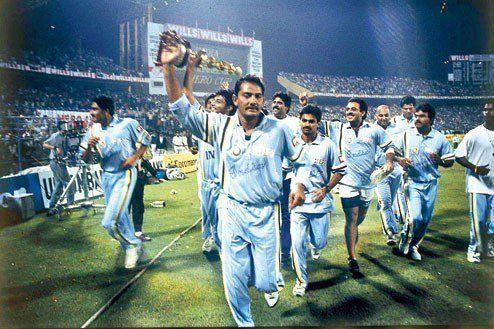 भारत-दक्षिण अफ्रीका हीरो कप