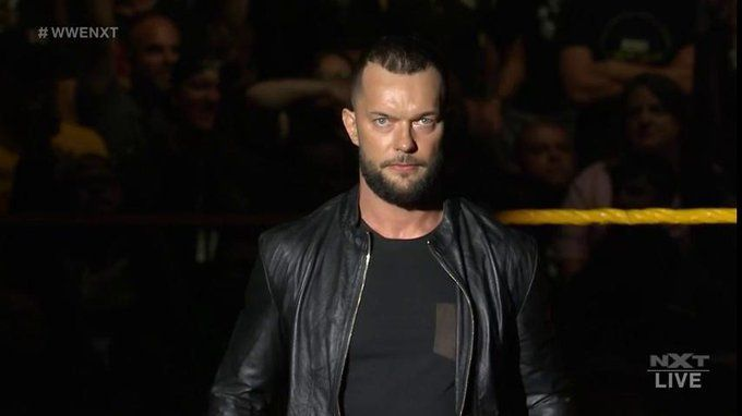 The Real Finn Balor is not playing games