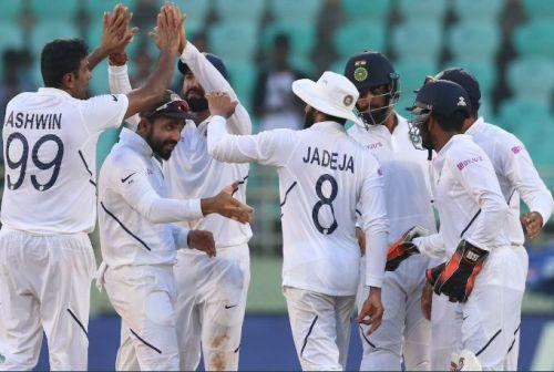 भारतीय क्रिकेट टीम (फोटो: बीसीसीआई)