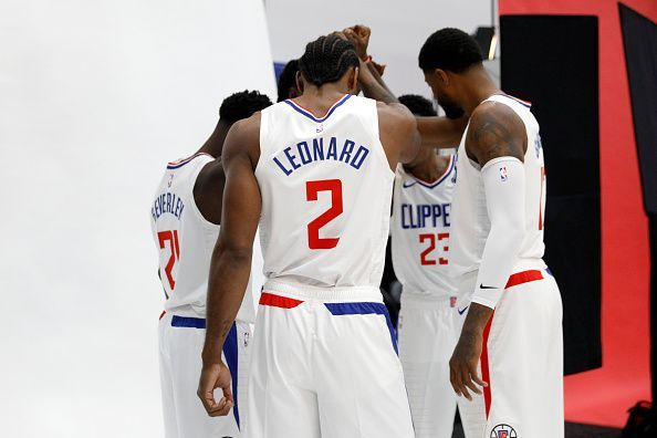 How many of the new look Clippers will make in this list?