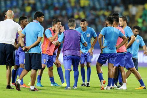 Mumbai City play their second consecutive away game when they take on Chennaiyin on Sunday