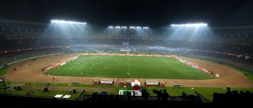 The iconic Salt Lake Stadium which hosts ATK (Credits: ISL)