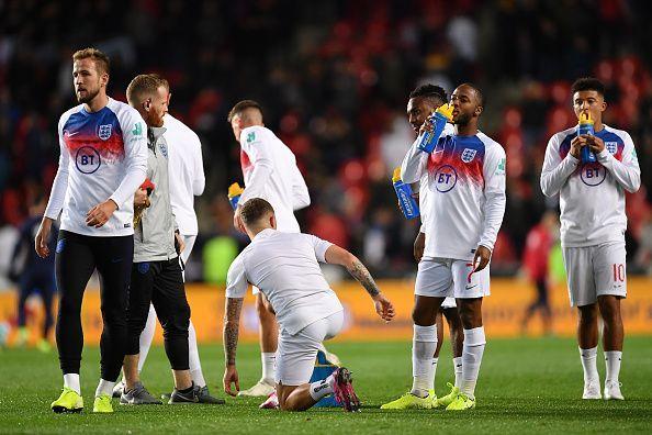 Can England confirm their qualification against Bulgaria?
