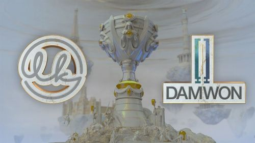 DAMWON Gaming won the series 3-1