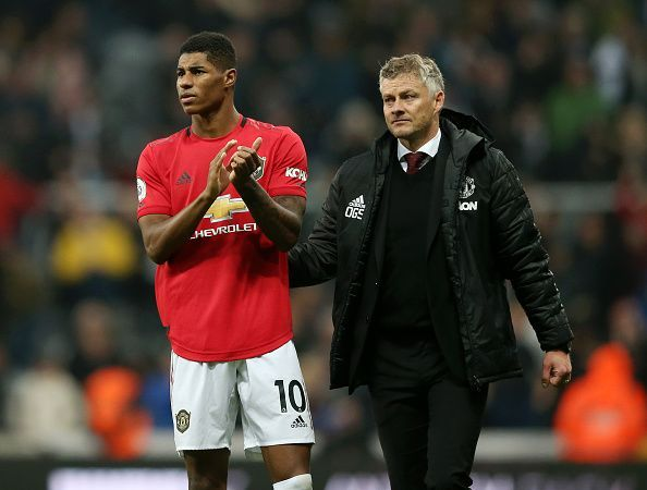 Manchester United tasted defeat on Tyneside
