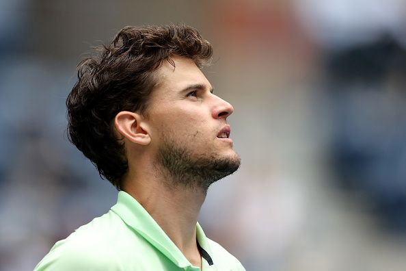 Thiem suffered a shock first round exit at the 2019 US Open