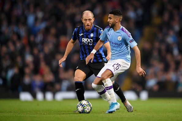 Manchester City v Atalanta: Group C - UEFA Champions League