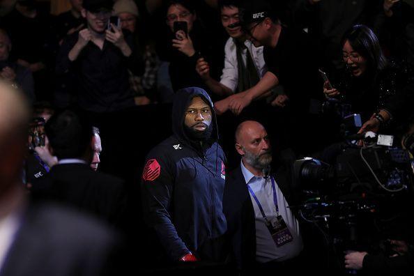 UFC Fight Night Blaydes v Ngannou 2