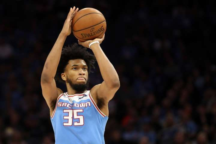 Bagley was the 2nd overall pick in the 2018 draft