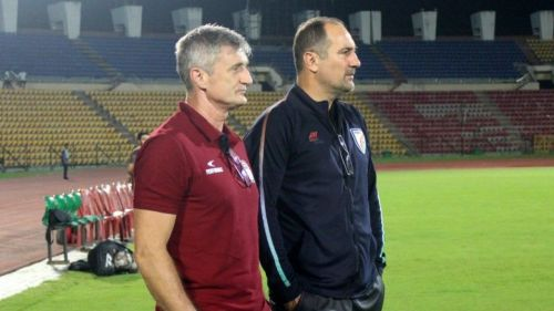 Robert Jarni and Igor Stimac