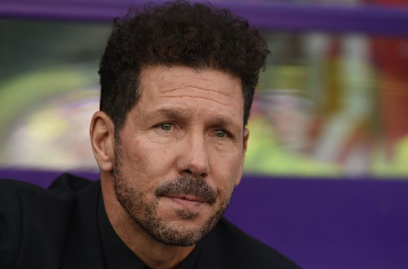 Simeone seems to have ridden the early storm well