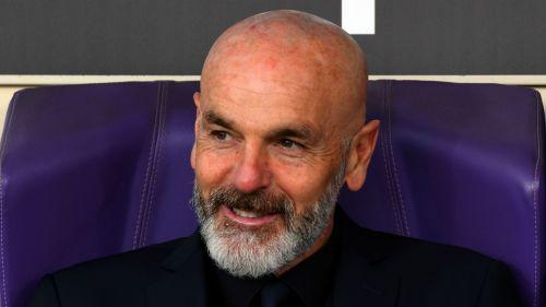 Stefano Pioli, who has taken over at AC Milan