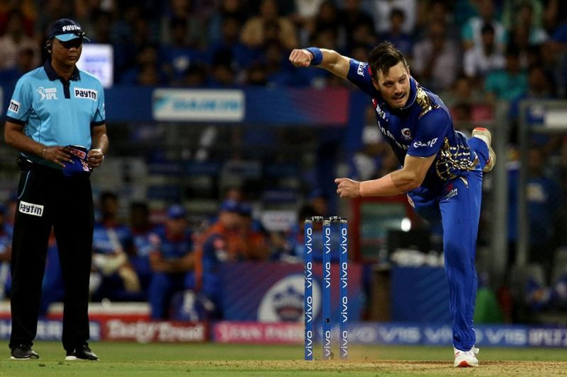 Mitchell Mclenaghan is one of the most under-rated bowlers in the league. (Image Courtesy: IPLT20)