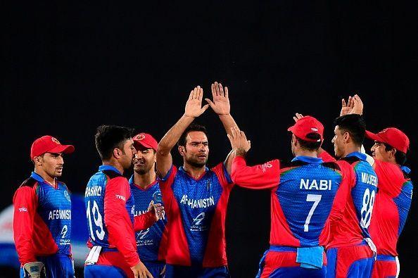 अफगानिस्तान क्रिकेट टीम
