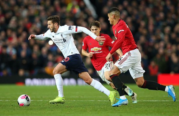 Manchester United played out a draw against Liverpool in their last Premier League match.