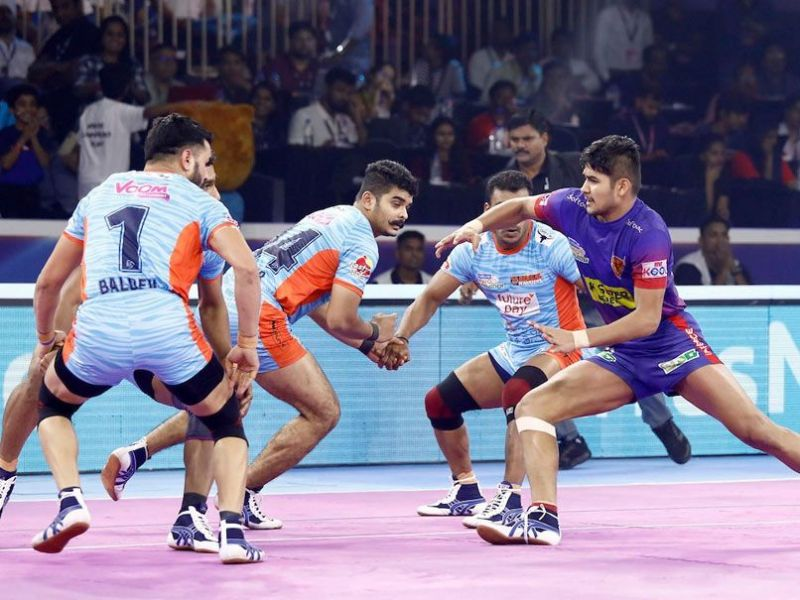 Dabang Delhi succumbed to the fierce game of Bengal Warriors
