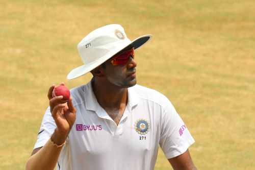 रविचंद्रन अश्विन - 350 टेस्ट विकेट (फोटो: BCCI)