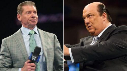 Vince McMahon and Paul Heyman make the big decisions on RAW
