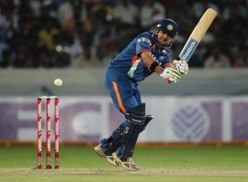 Gautam Gambhir last played a T20I for India in 2012