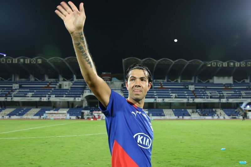 Miku left Bengaluru FC at the end of the 2018-19 season