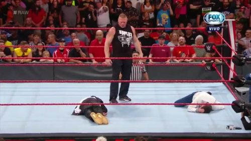 Dominic and Rey Mysterio were attacked this week on RAW