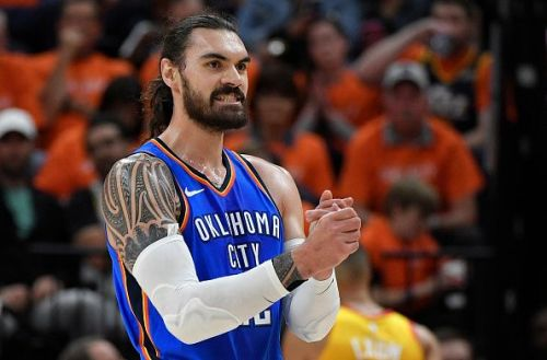 Steven Adams is among the Thunder stars that could be in the mix for the All-Star Game