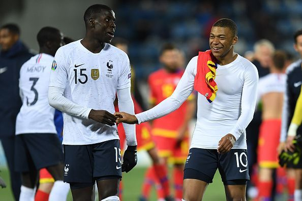 France take on Iceland on Friday