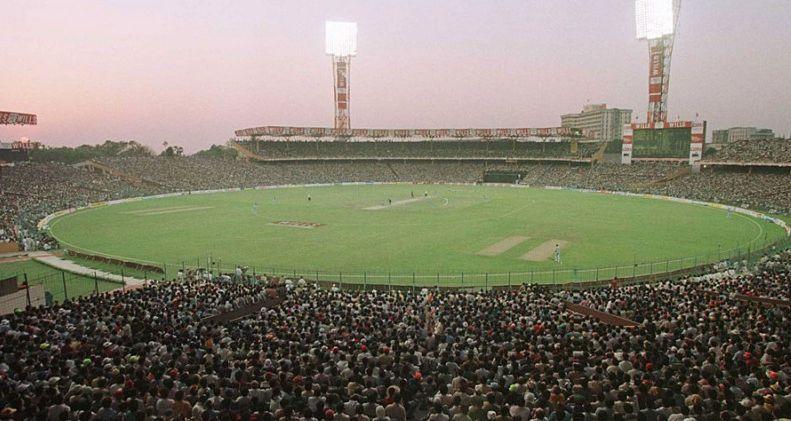 ईडन गार्डंस स्टेडियम, कोलकाता