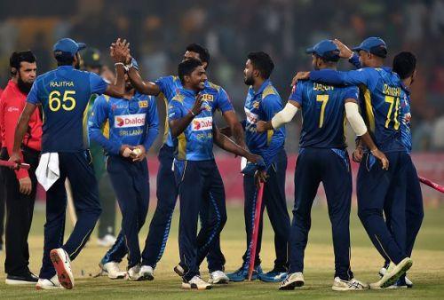 श्रीलंका ने पाकिस्तान का वाइटवॉश किया