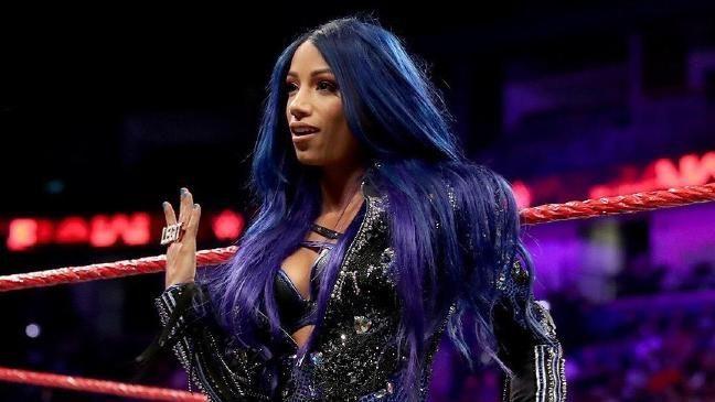 Could Sasha Banks feud with Alexa Bliss?