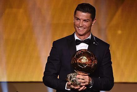 Ronaldo won his fourth Ballon d'Or in December 2016