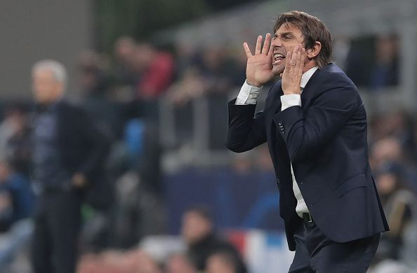 Antonio Conte directed a very obedient group of players against Dortmund