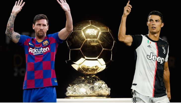 Will Lionel Messi or Cristiano Ronaldo walk away with a 6th Ballon d