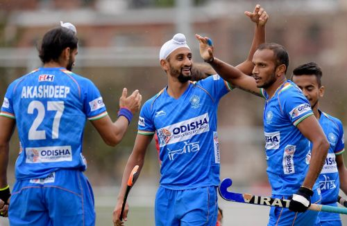 The Indian strikers were on fire in Europe