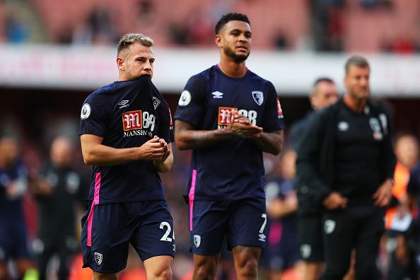 Bournemouth failed to make the most of their dominance