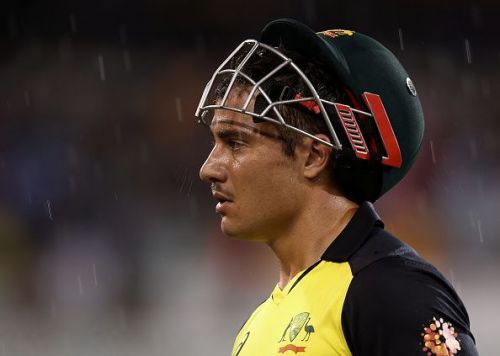 Marcus Stoinis was dropped from the T20I team